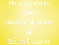 Great Conjunction of Saturn and Jupiter