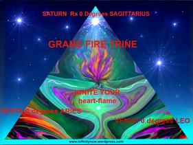 Sacred Feminine Fire