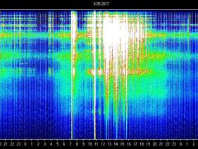 The Schumann spike