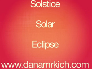 Solstice Solar Eclipse