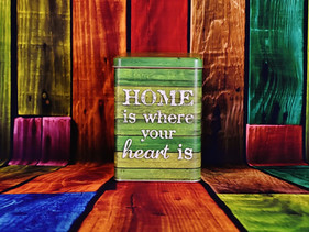Home: your place to rest and recharge