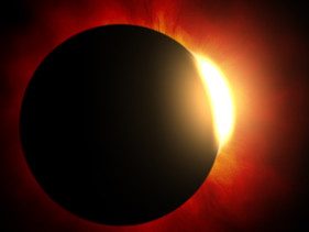 New Moon Solar Eclipse in Pisces