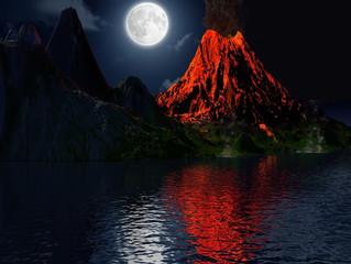 Cap Full Moon intensity
