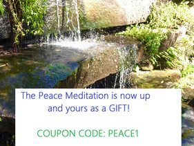 Peace Meditation: A gift for you