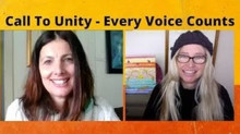 Call to Unity - Every Voice Counts