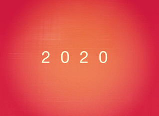 On the eve of 2020