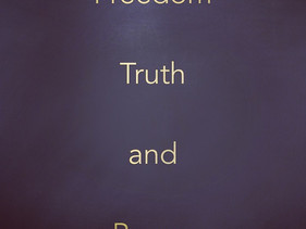 Freedom, truth and power