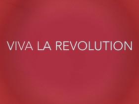 Revolution and crappy corruption