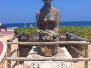 Ix-Chel Mayan Goddess