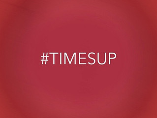 Time is up: on ALL of it