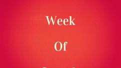 Uncomfortable Week of Growth