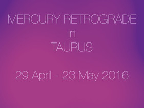 Mercury Retrograde in Taurus: Self Value & Worth