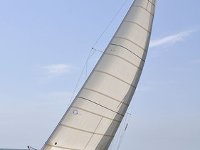 Solar Eclipse sail adjustments