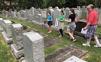Grave vistation