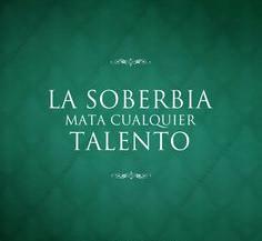 El señor Ego y Doña Soberbia
