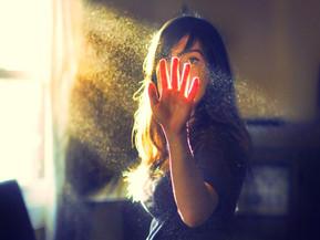 La sombra de tu luz.