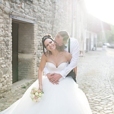 Kirchliche Trauung von Anne & Stefan