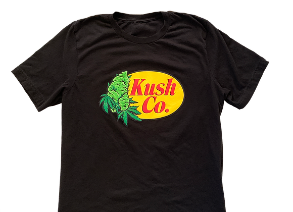 Kush Pro Shop T-shirt (Black)