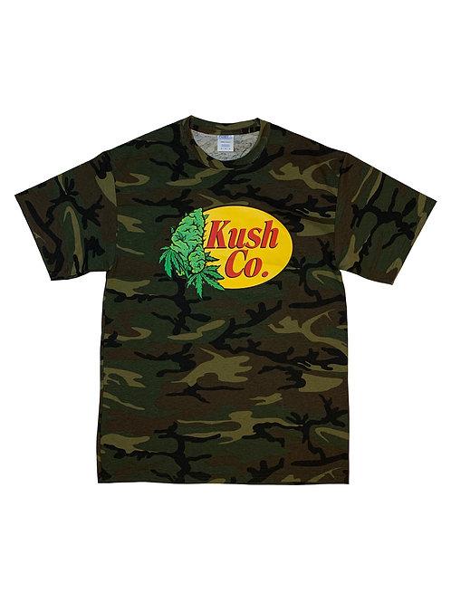 Kush Pro Shop Tee (Camo)