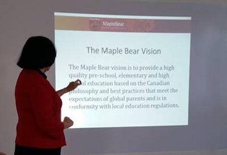Maple Bear Metodologia Desenvolvedores