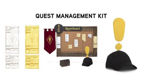 Quest Management Kit Product Video