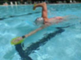 Swimming, Swim coaching,