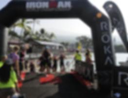 Ironman Kona, Iroman World Championships, Swim Exit of Triathlon