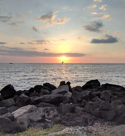Kona Sunset, Triathlon World Championships