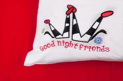Cherry & Pie pillow
