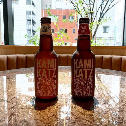 KAMIYAMA lobby _オープンまで 8日!! BeerにはKAMIKA