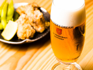 プレミアムビールが99円! ハッピーアワーはじめました。