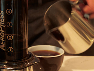 コーヒーポットサービス始めました!