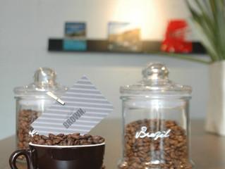 【BROWN Tables】コーヒー豆がオリジナルブレンドになりました!