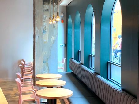 管理栄養士の考える、ごはんとスイーツのカフェがオープンします。