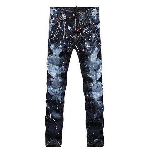 Men's Ripped Designer Jeans