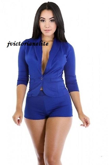 Blue Plus Jumpsuit