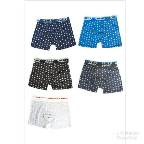Multi-Pack Men's Boxers (12)