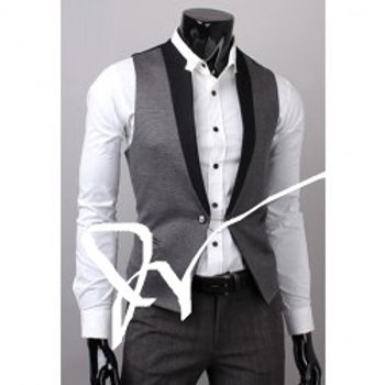 New Style Block Zipper Embellished