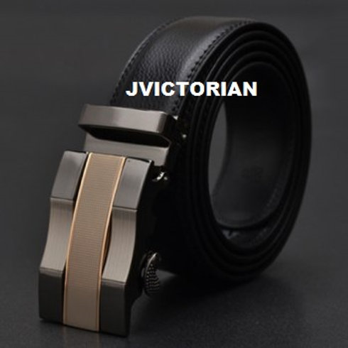 Fashion Stylish Dark Color Square Buckle Waist
