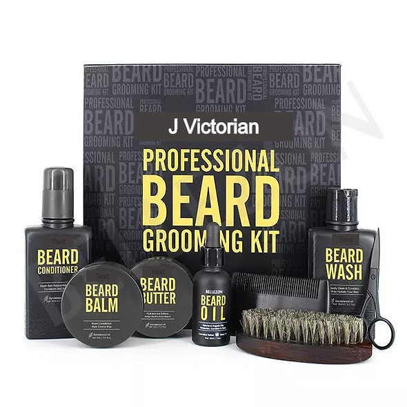 Beard Maintenance Kit