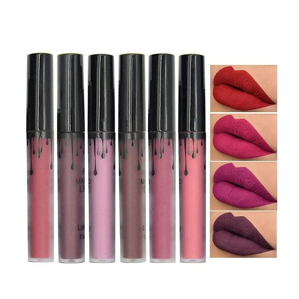 Brand Matte Liquid Lipstick
