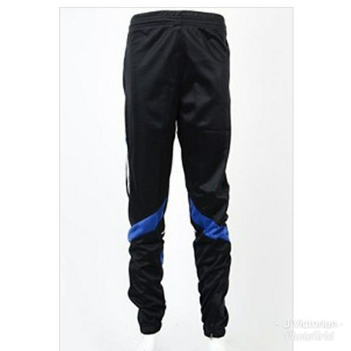 Fashion Men's Black & Blue Joggers