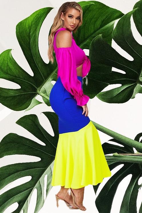 Bright Delight Dress
