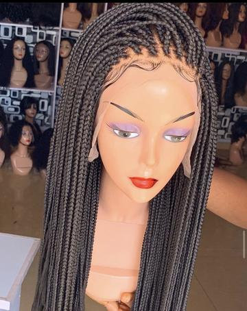 Theresa Braided Lace Wig