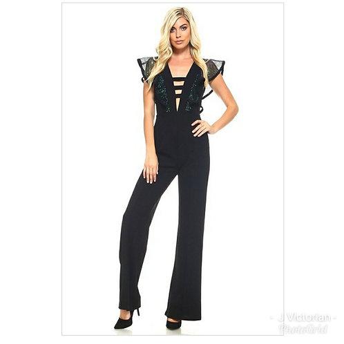 All Black Jumpsuit