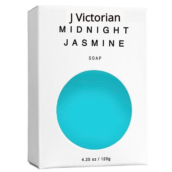 Midnight Jasmine Natural Vegan Soap