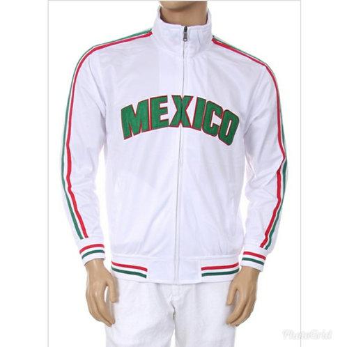 White Mexico Jacket