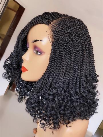Sara's Twist Lace Wig