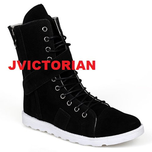 High Top Men's Fashion Sneakers
