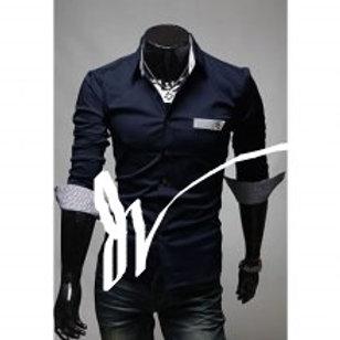 Fashionable Gentle Style Shirt Collar